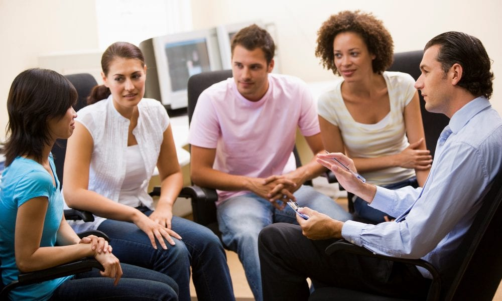 How to Handle controlling people during group discussions