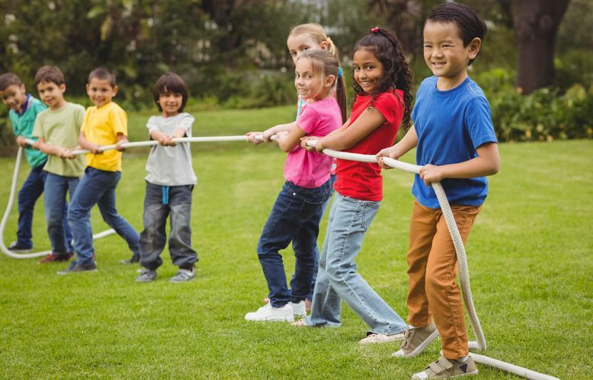 Children' Outdoor Games