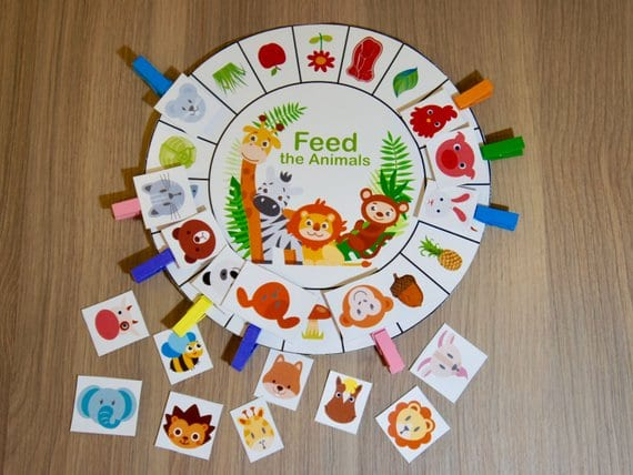Educational Games for Children