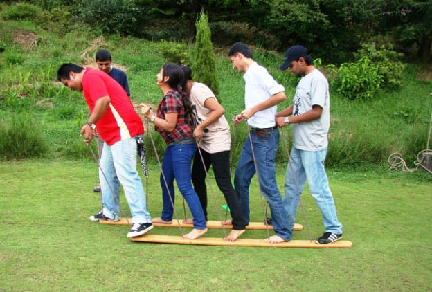 Ice-Breaker Group Team Building Activities
